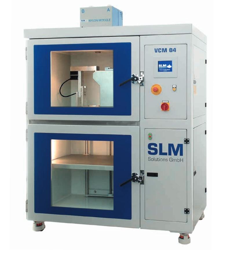 Машины вакуумного литья VCM 01 / VCM 04