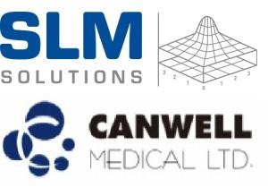 SLM Solutions официально заключила стратегическое партнерство с компанией Canwell Medical