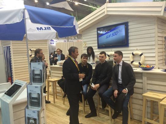 Выставка Euromold 2014 аддитивные технологии